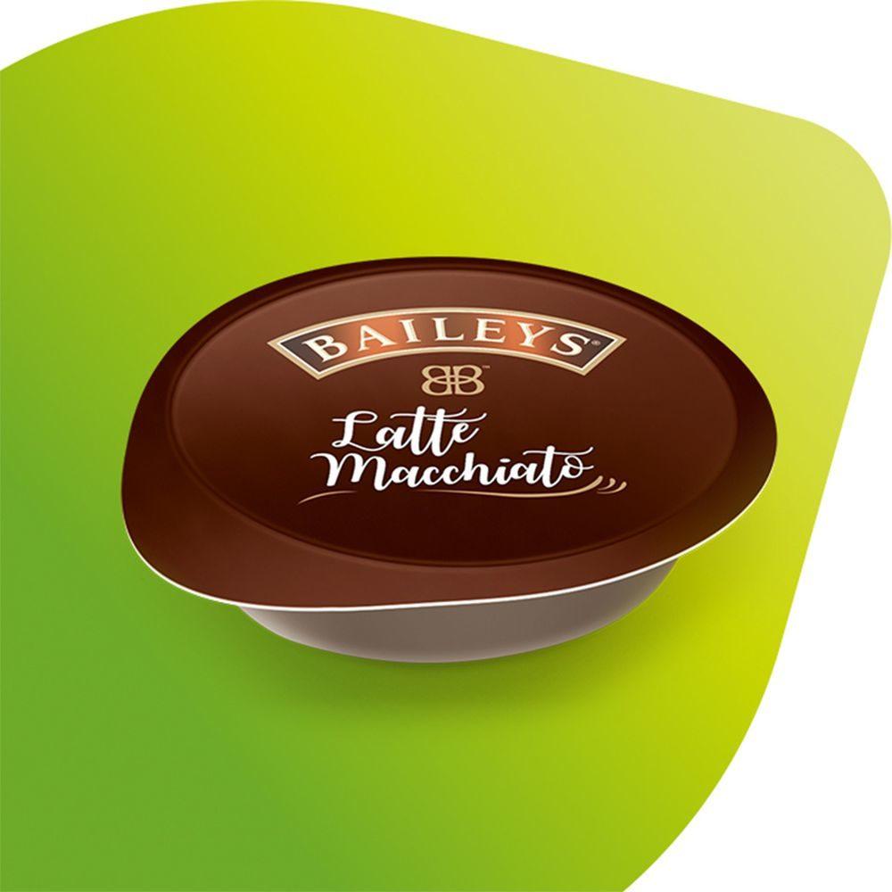 Kapsułki Tassimo Baileys Latte Macchiato 8 Kaw Białych Rozmiar Xl