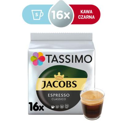 Kapsułki Tassimo Jacobs Espresso Classico