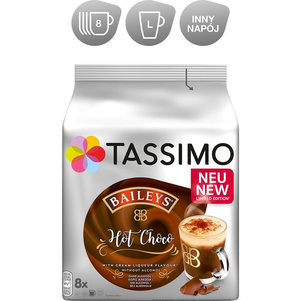 Tassimo Hot Choco Baileys
