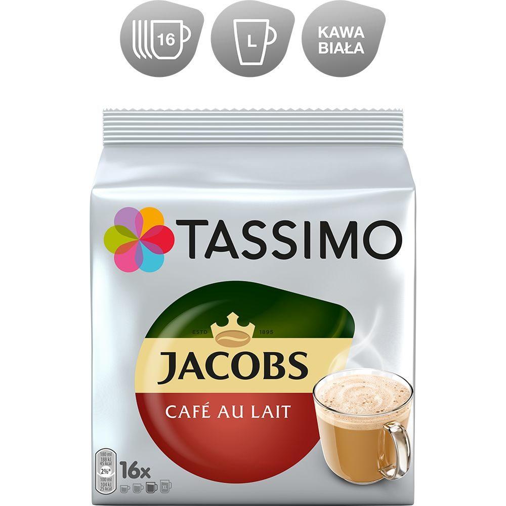 Opakowanie Tassimo Cafe au lait