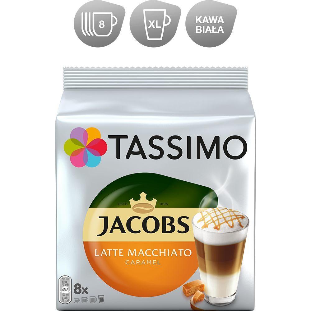Tassimo Latte Macchiato Caramel