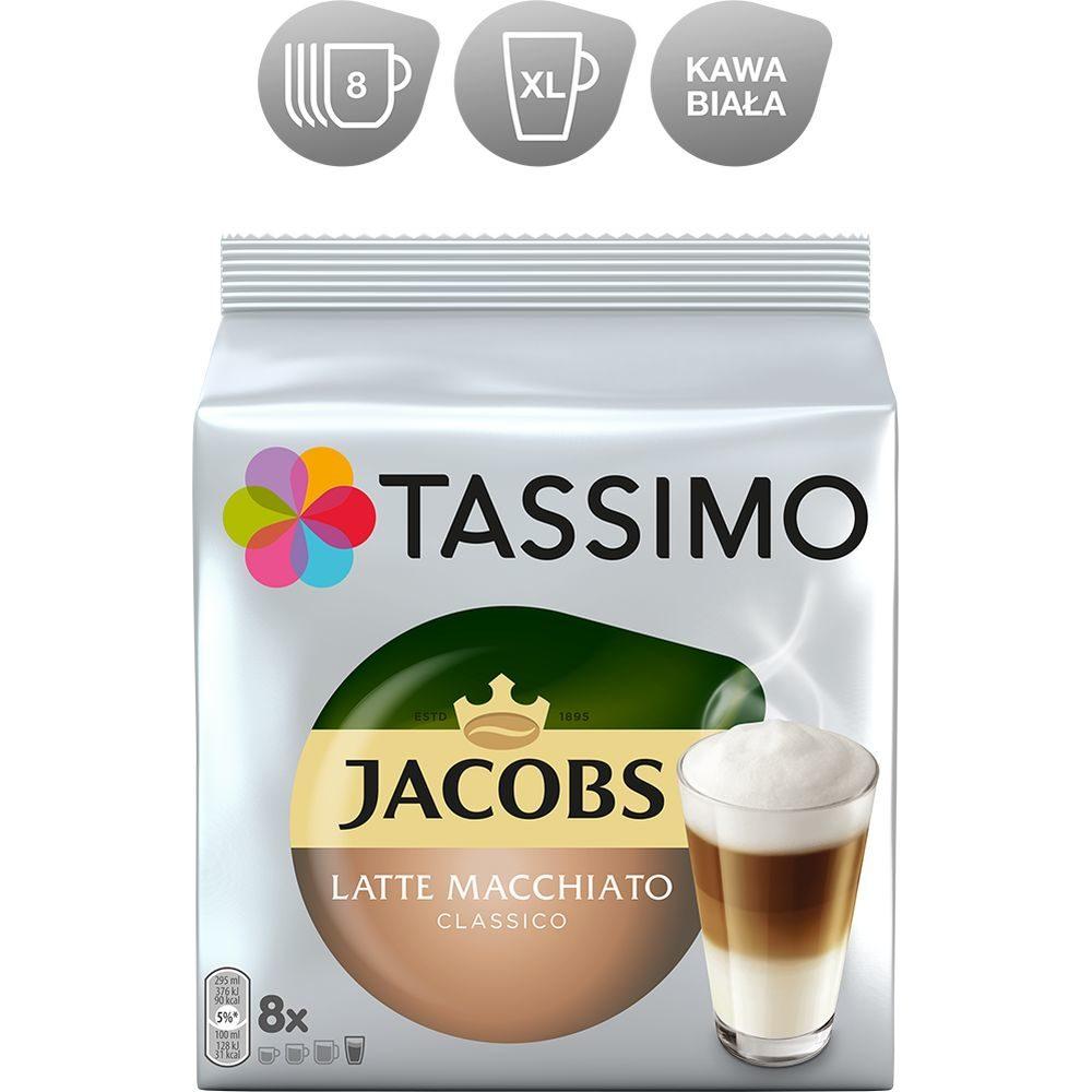 Opakowanie Tassimo Latte Macchiato Classico
