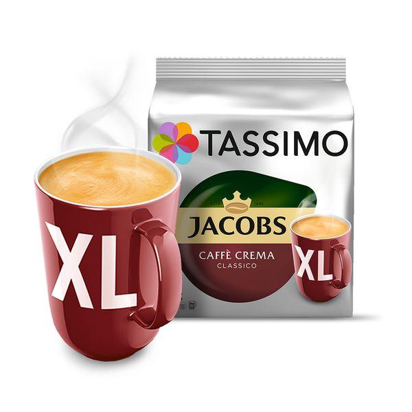 Tassimo Jacobs Caffe crena XL