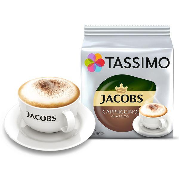 Tassimo Jacobs Cappucino