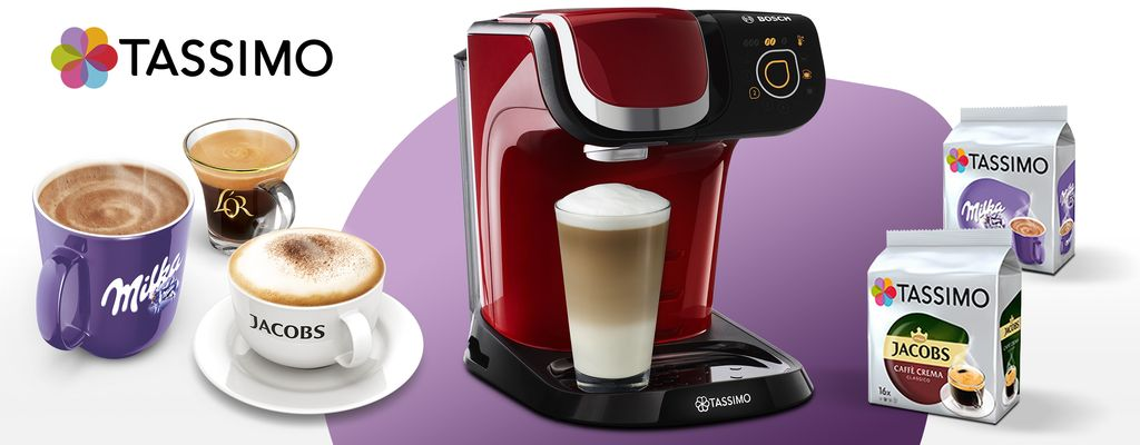 Tassimo My Way plus kawy