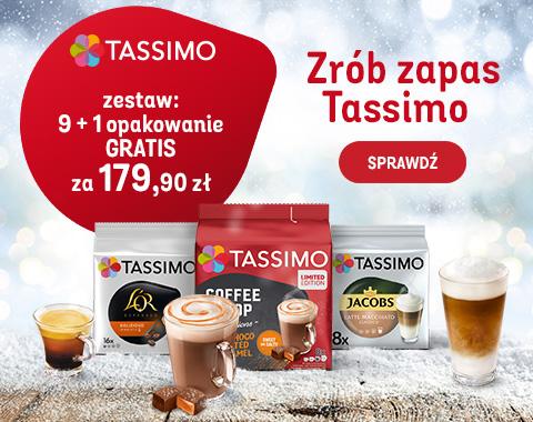 Promocja 9+ 1 Tassimo
