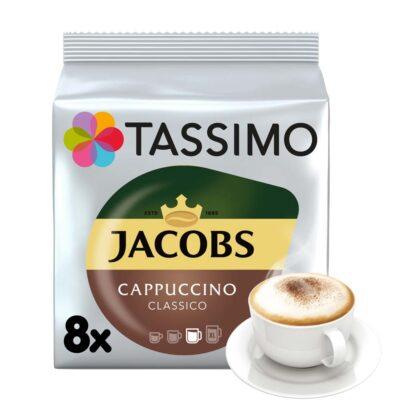 Tassimo Jacobs Cappucino Classico