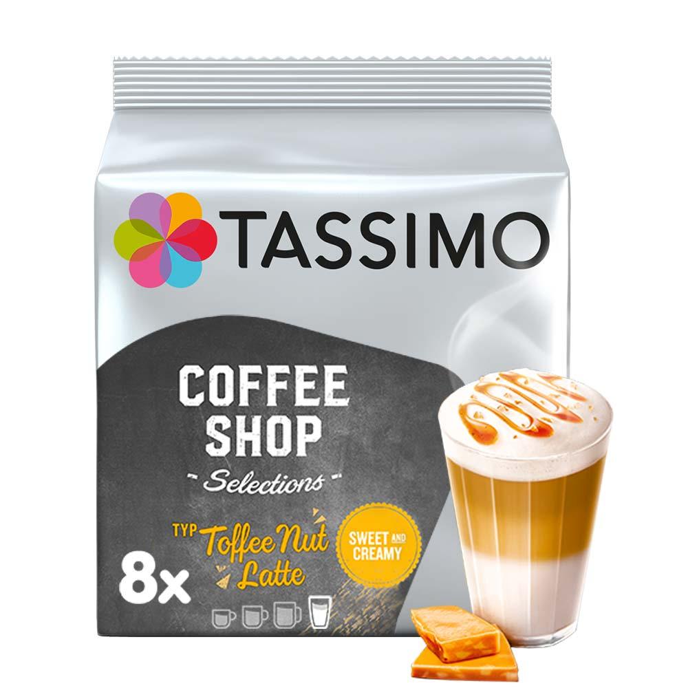 Tasimo Toffee Nut Latte